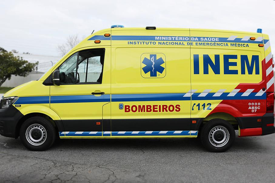 imagem do post do Nova Ambulância do INEM em Castro Marim iniciou atividade