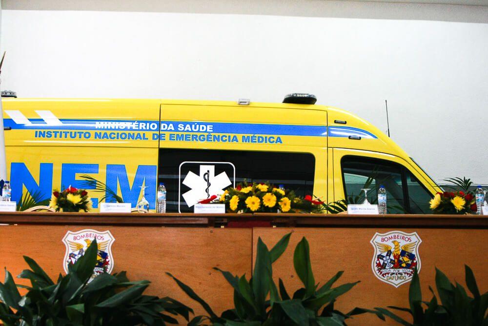 INEM mais 75 Ambulâncias renovadas em Postos de Emergência Médica (10)